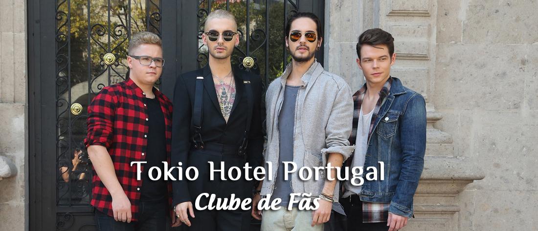 CFTH – Clube de Fãs Oficial dos Tokio Hotel em Portugal